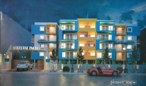 Narayani Incity Night View